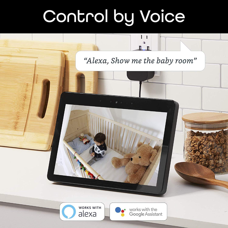 Geeni LOOK 1080p HD Smart Indoor Surveillance Camera