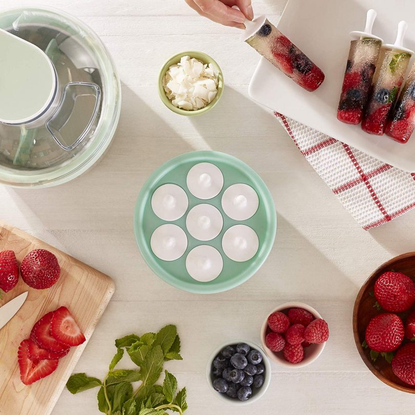 DASH DIC700AQ Everyday Popsicle Ice Cream Maker