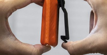 Clip & Carry Kydex Multitool Sheath for LEATHERMAN SURGE