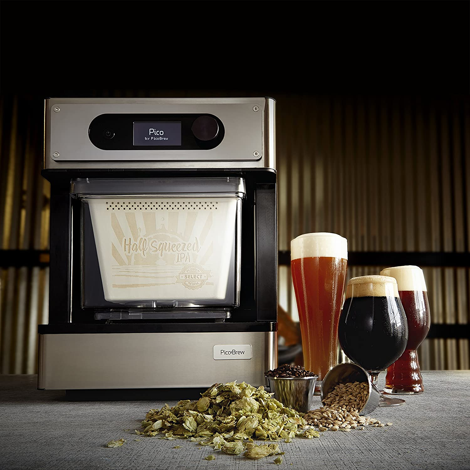PicoBrew Pro Craft Beer Brewing Appliance for Homebrewing