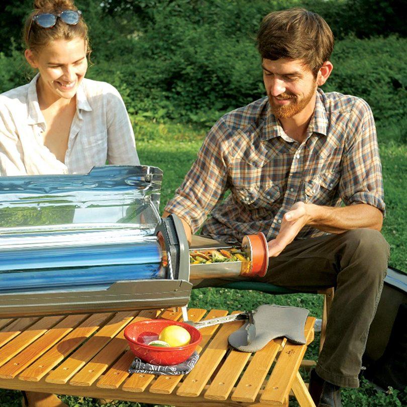 GOSUN Fusion Solar Oven