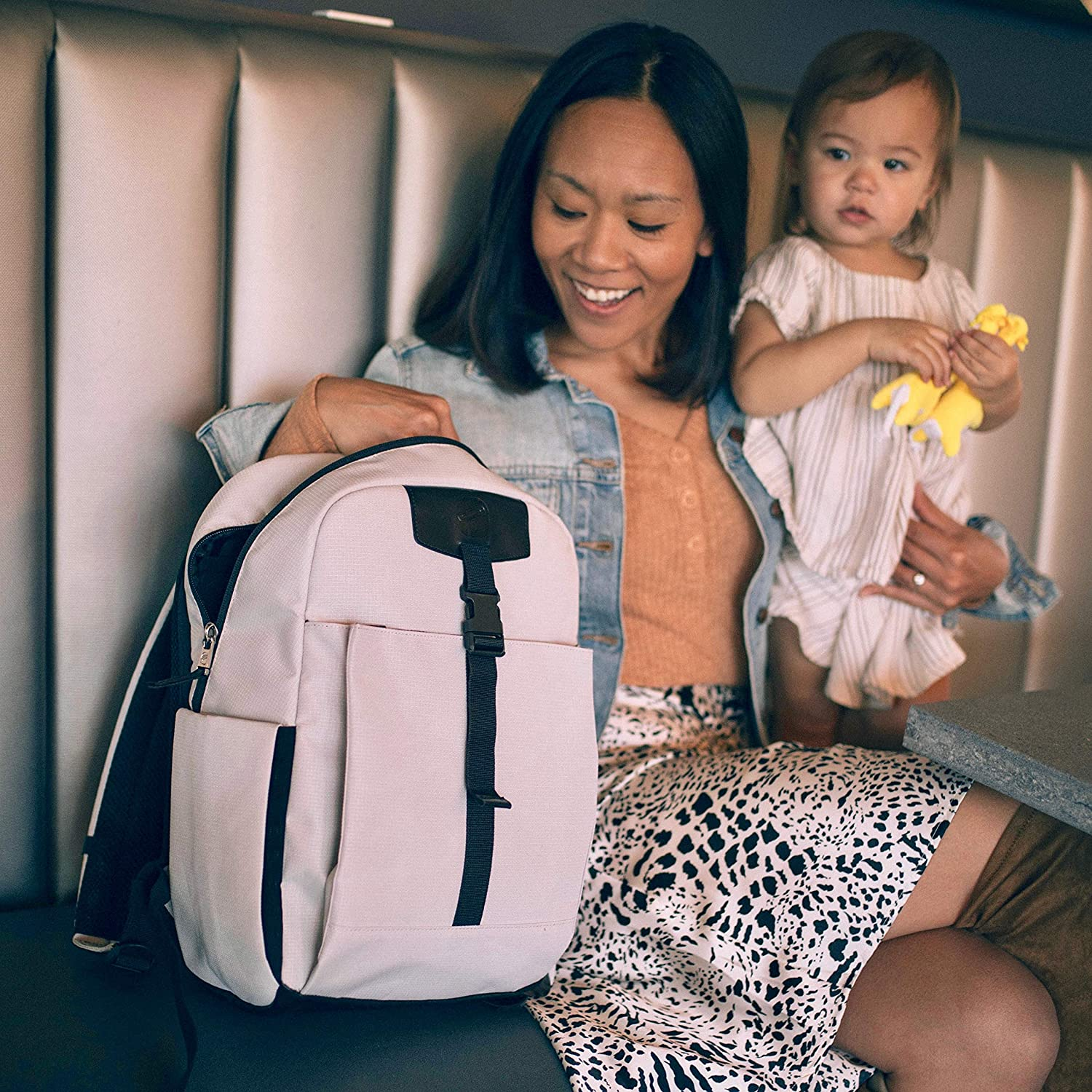 Paperclip Bodhi Diaper Changing Backpack