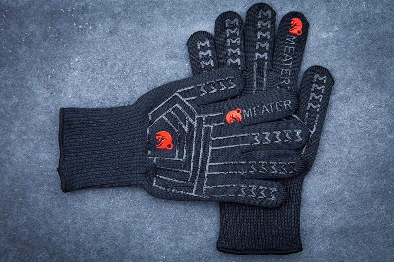 MEATER Mitts Heat Resistant Gloves for The BBQ