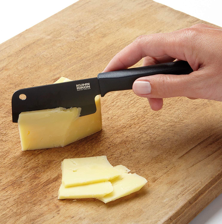 Kuhn Rikon COLORI+ Cheese Knife Set of 3