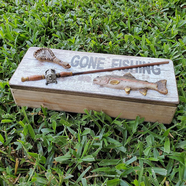Tumbler Home | Gone Fishing Box