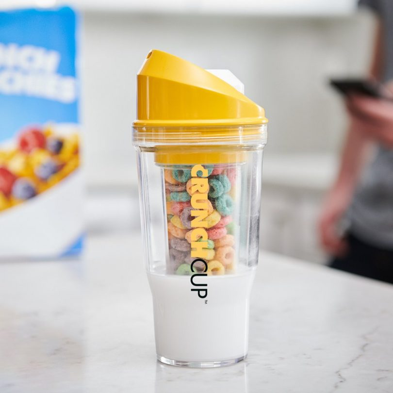 The CrunchCup