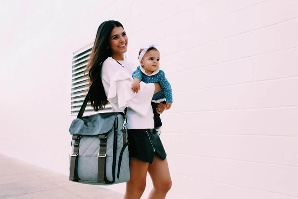 PAPERCLIP Diaper Bag Travel Diaper Change Pad