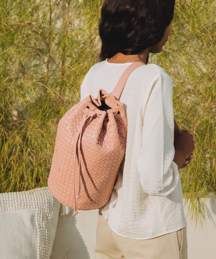 Lulu Dharma Bucket Bag