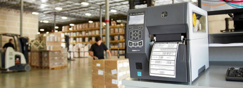 Zebra Technologies Label Printer