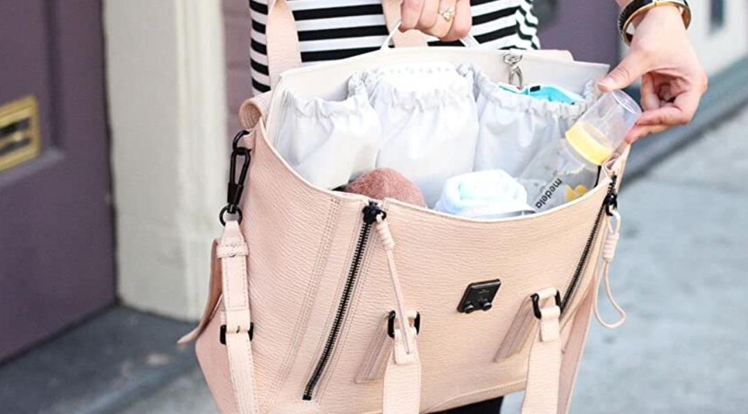 ToteSavvy Original 11-Pocket Diaper Bag Organizer