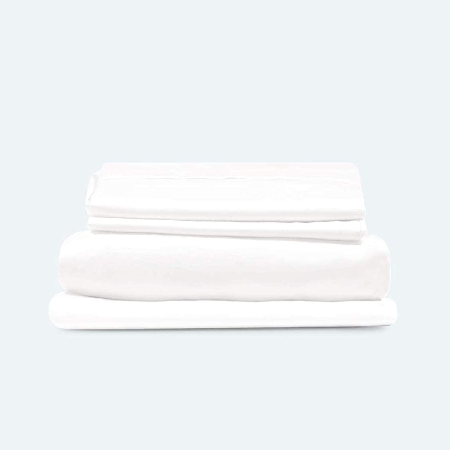 Leesa Sheet Set Twin XL White