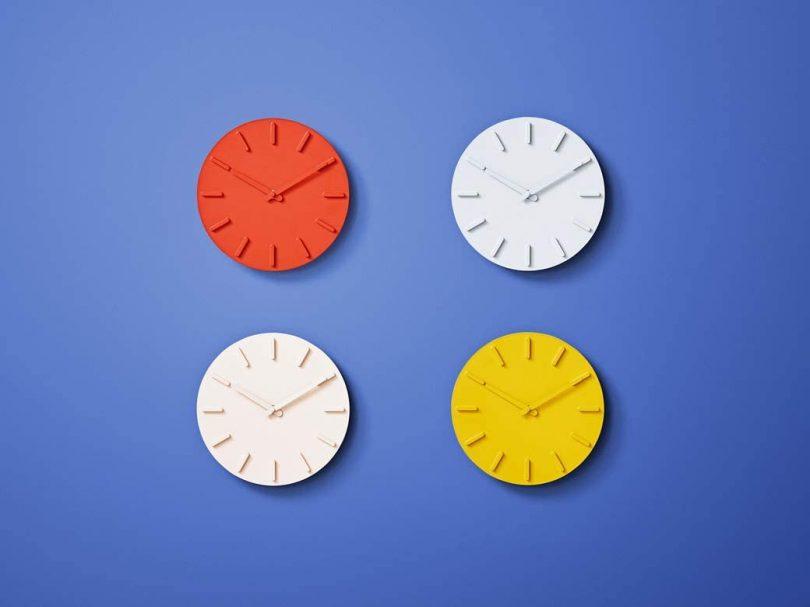 Kvell Pop Wall Clock