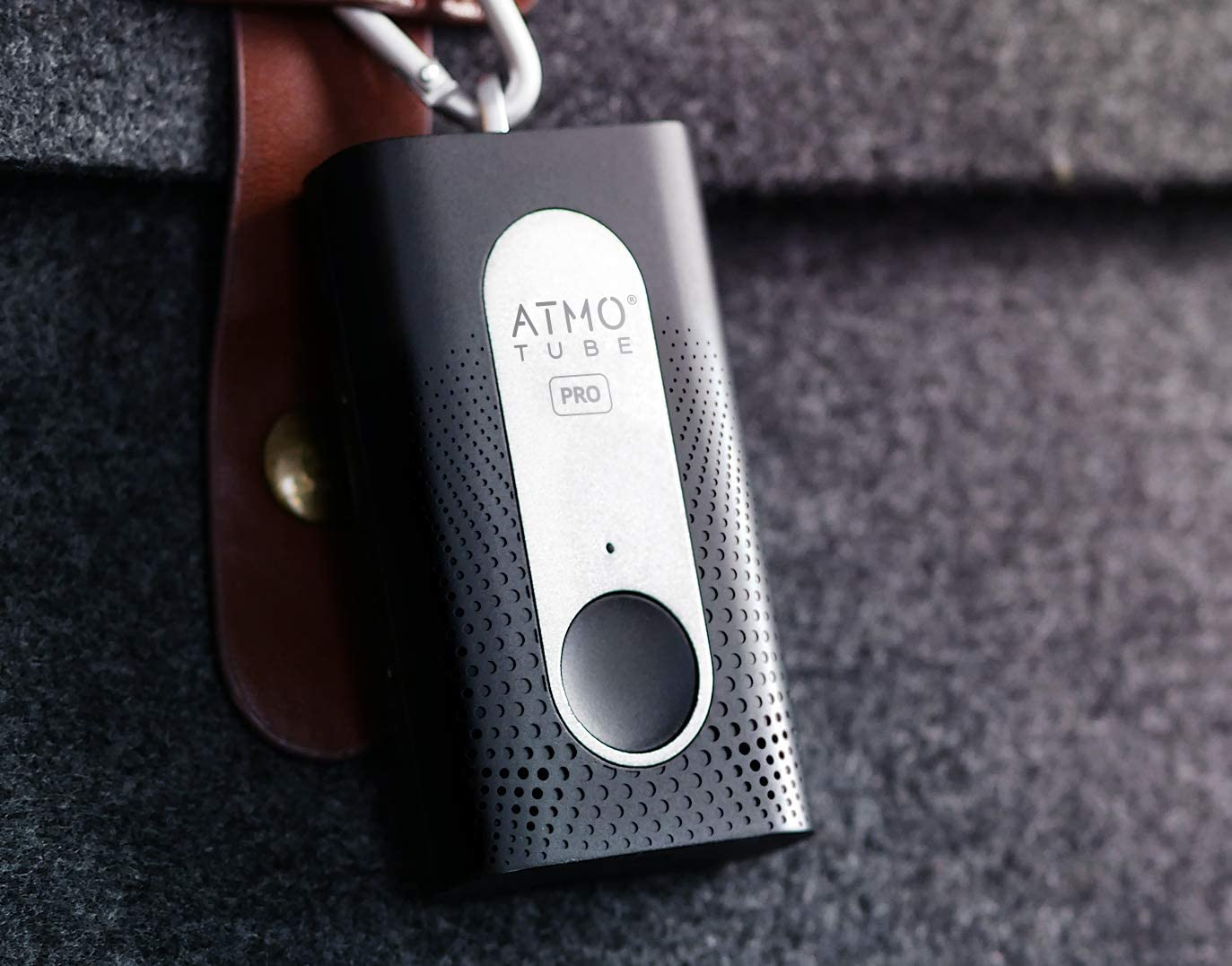 Atmotube Pro Portable Outdoor and Indoor Professional Air Quality Monitor