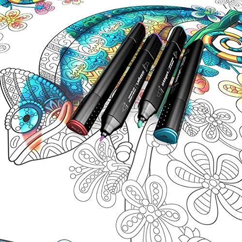 KingArt PRO Double-Ended Art Markers