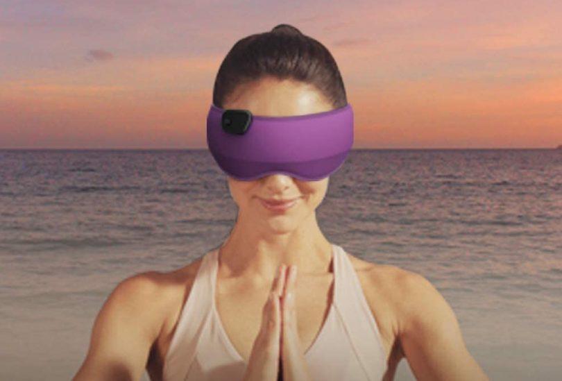 Dreamlight Zen Smart Sleep-Aid & Yoga Eye Mask