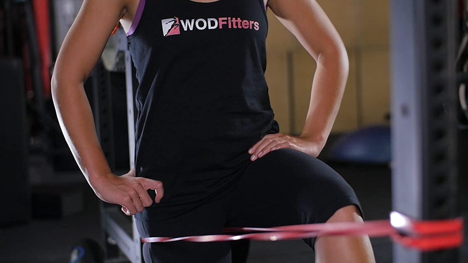 WODFitters Stretch Resistance Pull Up Assist Band