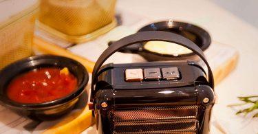 Divoom Macchiato Stylish Portable Bluetooth Speaker