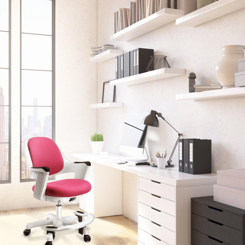 SitRite Kids Desk Chair Children Height Control Child Study Adjustable Seat