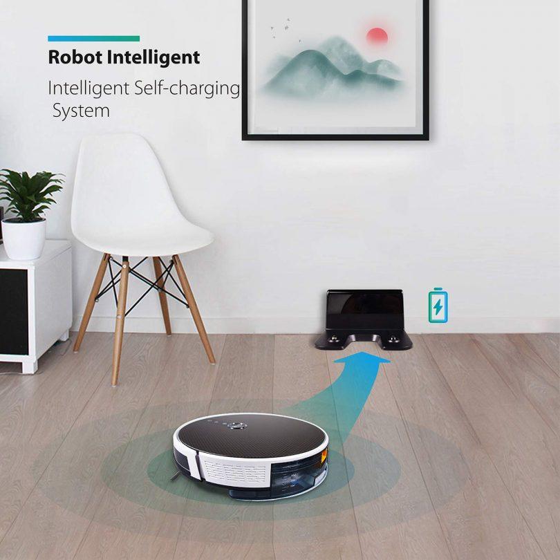 Robot Vacuum Cleaner by VANIN