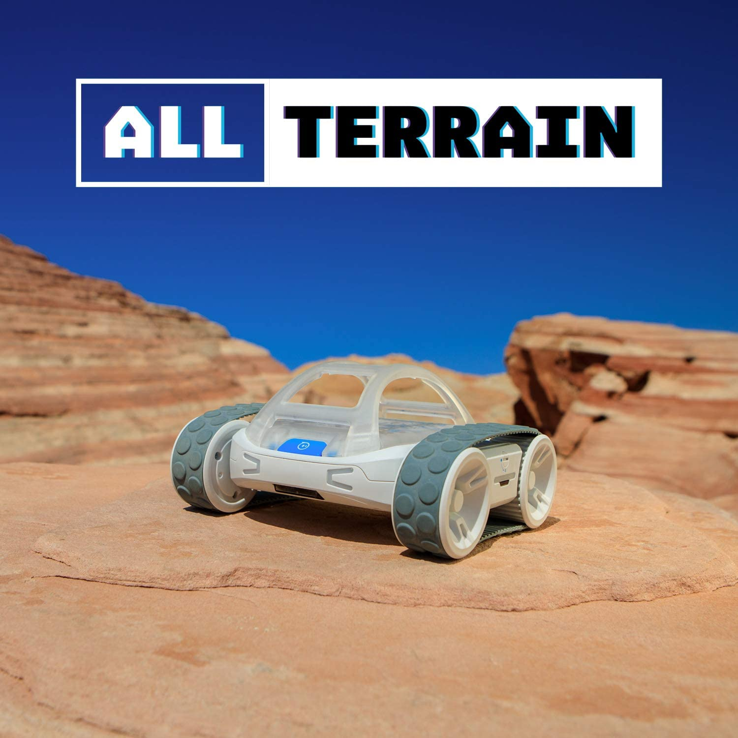 Sphero RVR: All-Terrain Programmable Coding Robot
