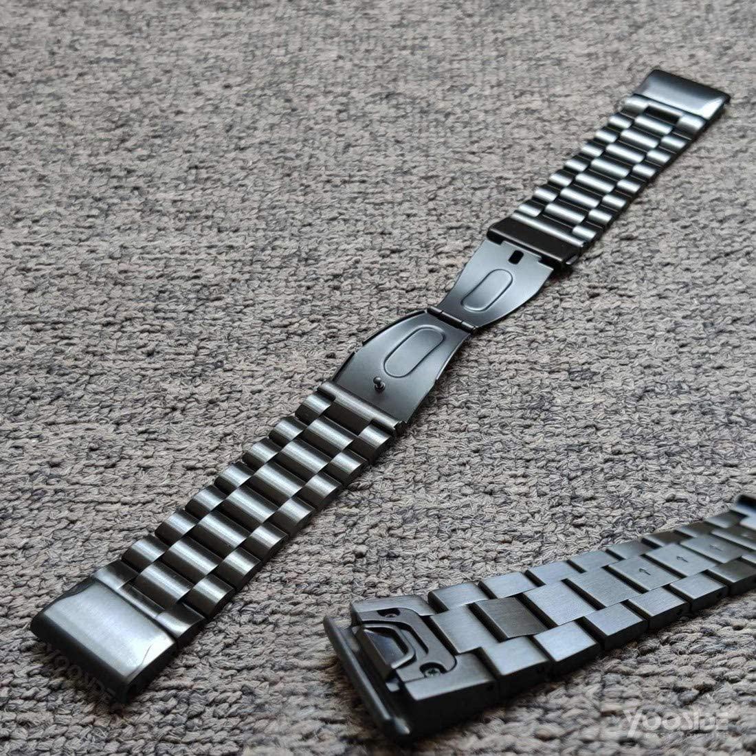 Abanen for Fenix 5X/Fenix 6X Watch Band