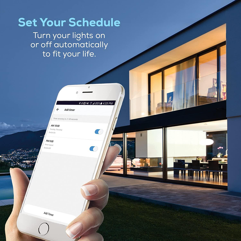 Geeni Wi-Fi Smart Home Security Kit