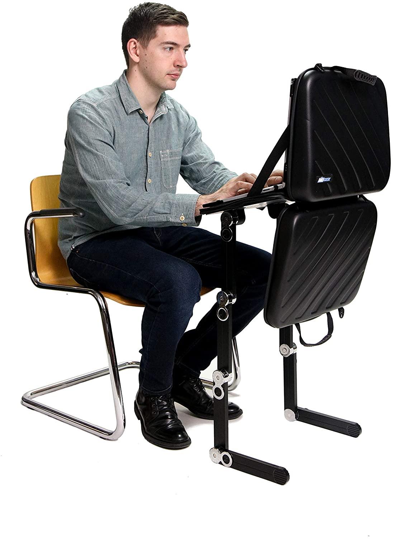 Mo Desk Mobile Laptop Field Desk