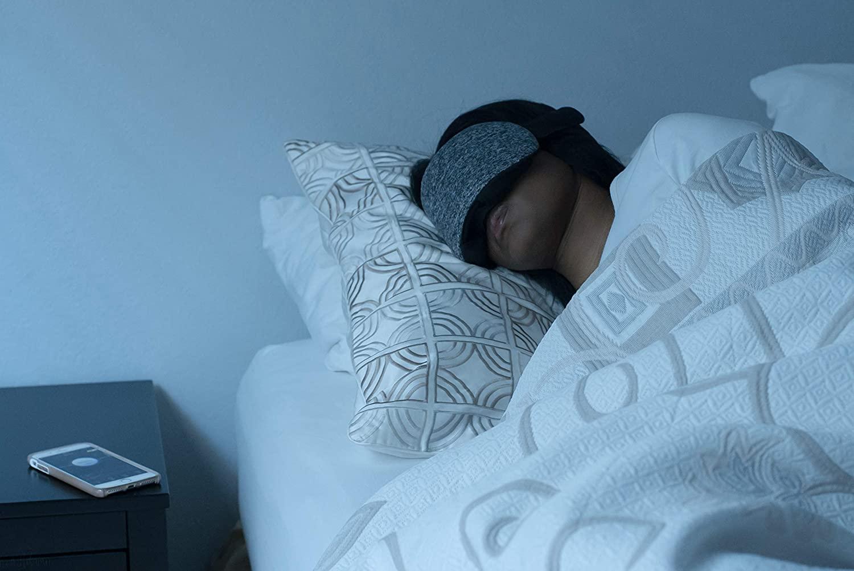 Hupnos Anti-Snoring Sleep Mask