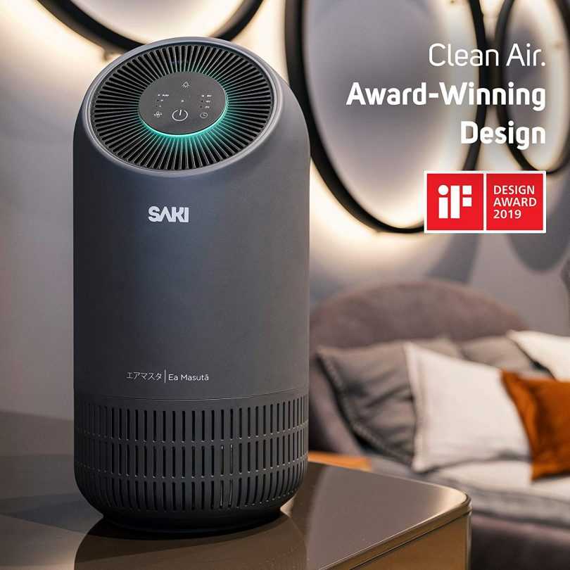 SAKI Air Purifier for Bedroom