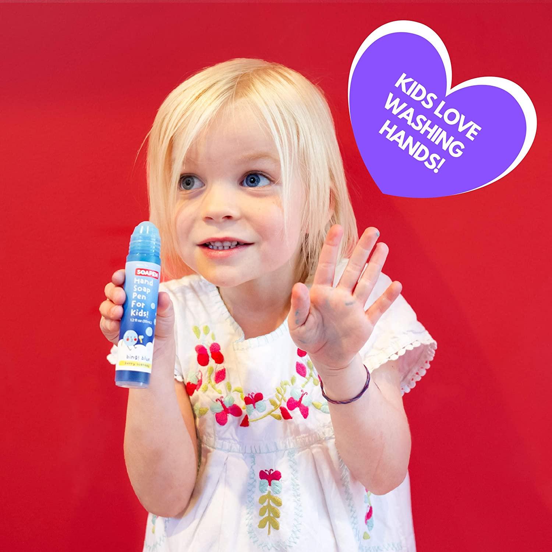 Soap for Kids- Looks Like a Pen