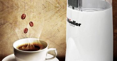 Mueller Austria HyperGrind Precision Electric Spice/Coffee Grinder