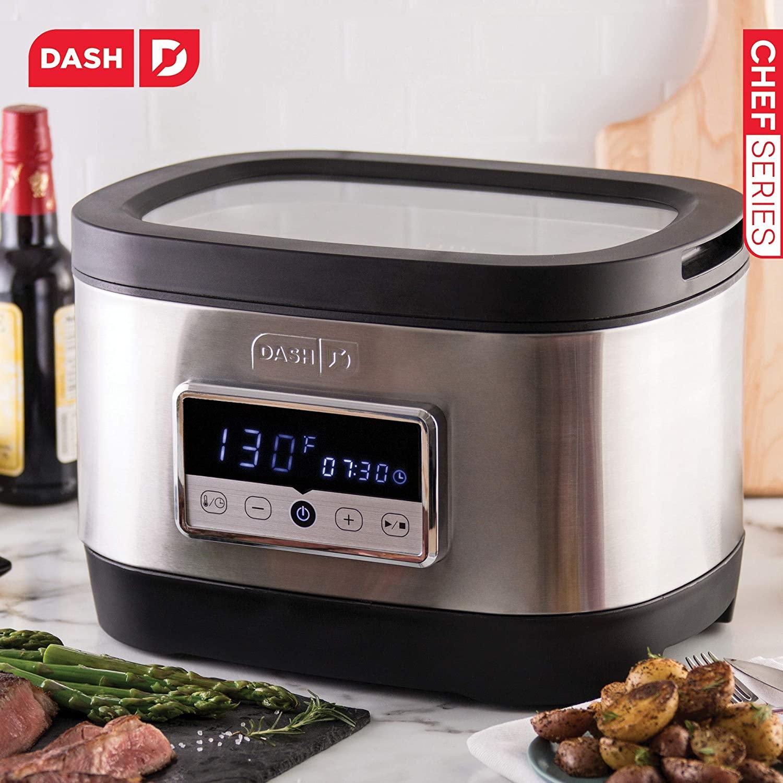 Dash DSV300XXSS01 Chef Series Stainless Steel Sous Vide