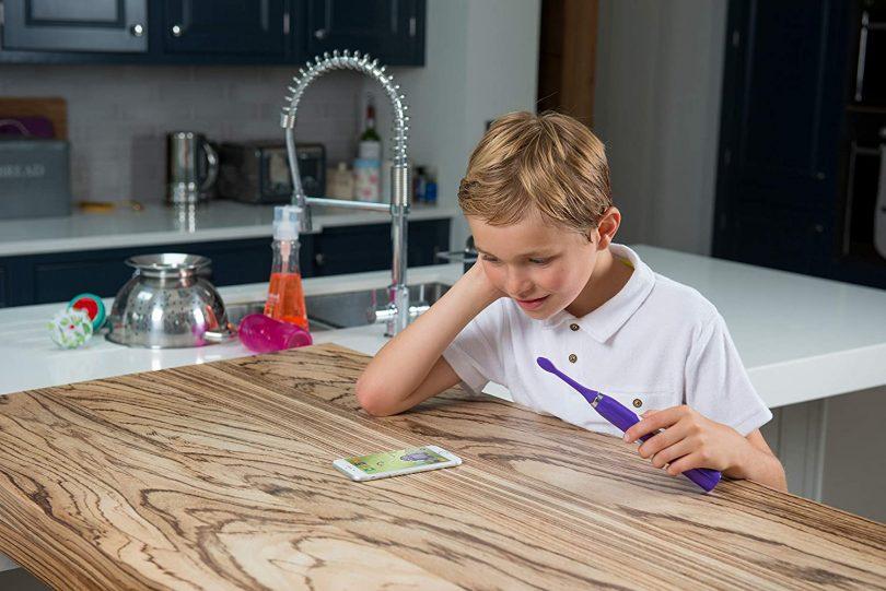 Deeno DEENO-Saur Rechargeable Electric Toothbrush