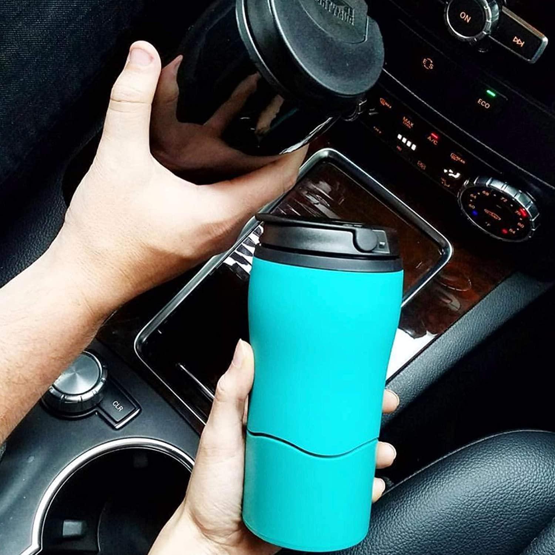Mighty Mug Double Wall Plastic Travel Mug