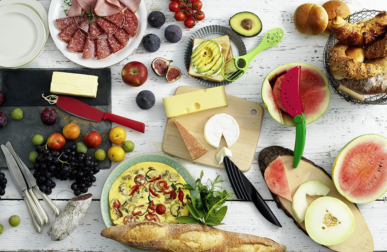Kuhn Rikon 23059 Colori Sandwich Knife