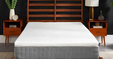 TEMPUR-Adapt + Cooling 3-Inch California King Mattress Topper