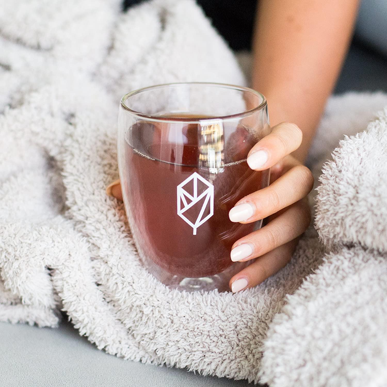 Pique Tea Organic English Breakfast Black Tea Crystals