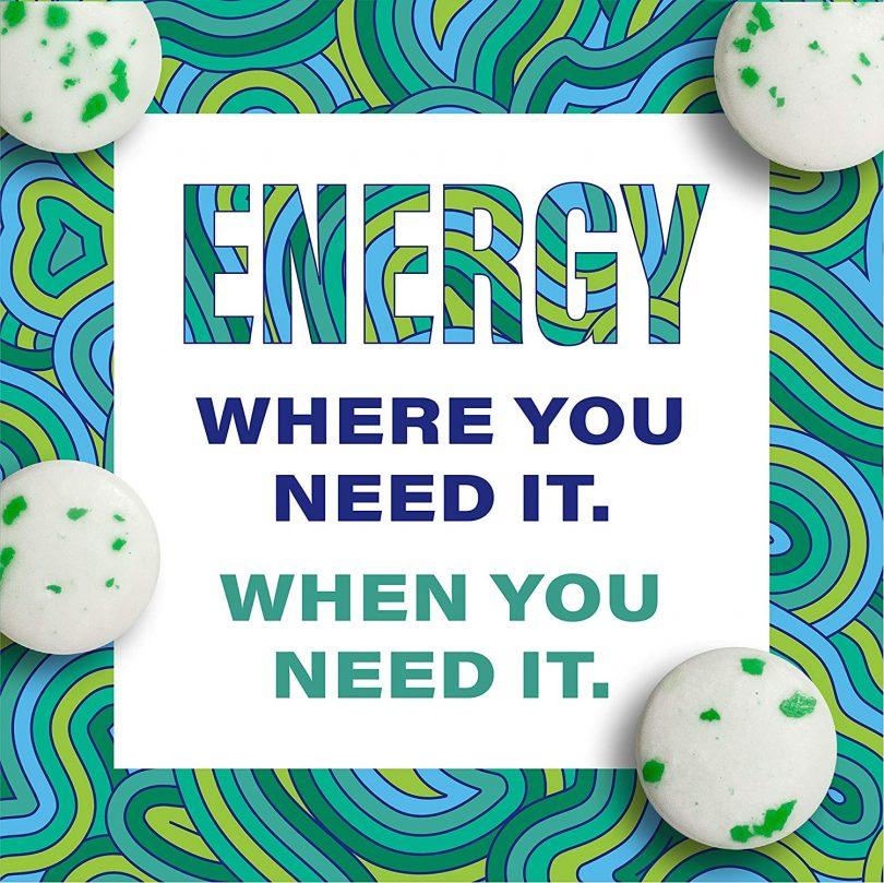 Rev Gum Caffeine Energy Gum