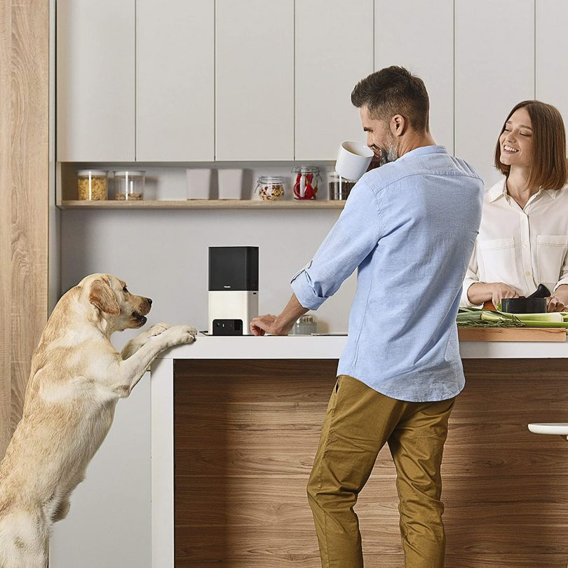 Petcube Bites 2 Wi-Fi Pet Camera with Treat Dispenser & Alexa Built-in