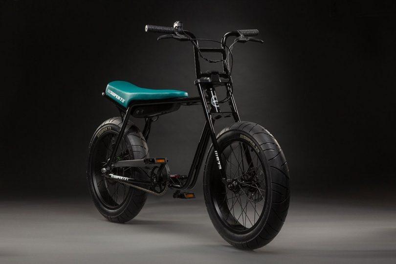 Super73-Z1 Astro Orange Electric Motorbike