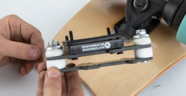 Surf and Rail Adapter by Waterborne Skateboards