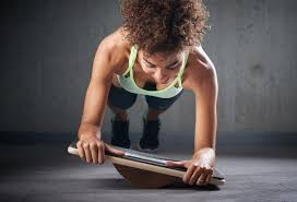 Plankpad – Balance Board & Bodyweight Fitness Trainer