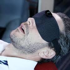 Smart Snoring Eye Mask for Women and Men