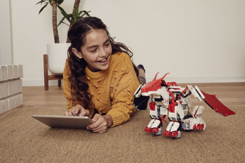 UBTECH JIMU Robot Mythical Series