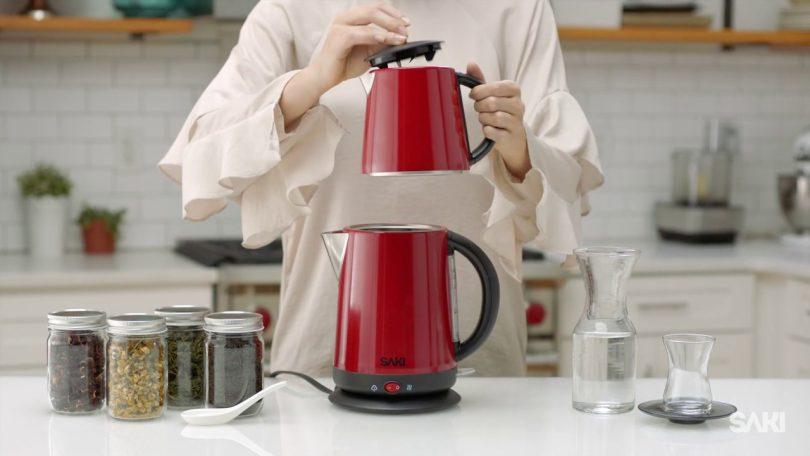 SAKI Turkish Tea Maker