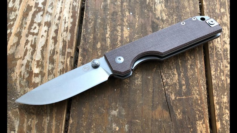 StatGear Ausus Folding Pocket Knife