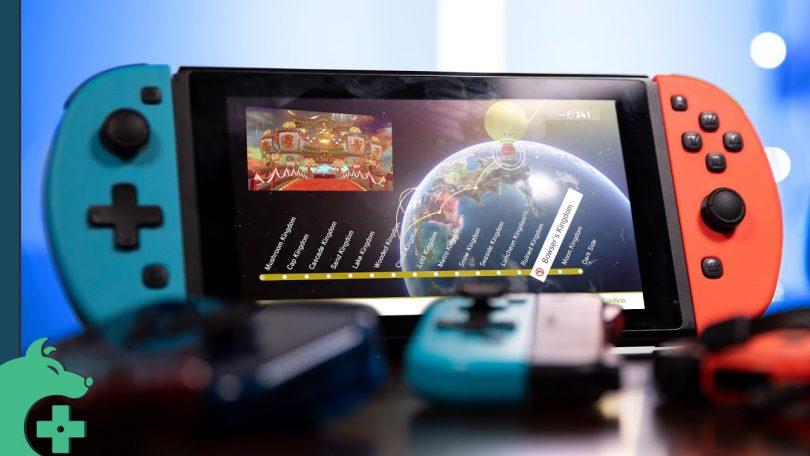 Kinvoca Joy Pad Controller for Nintendo Switch