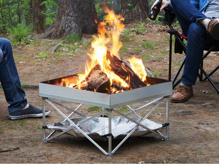 Campfire Defender Protect Preserve PopUp Pit Heat Shield Replacement