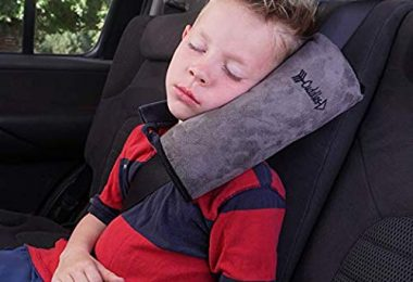 Seat Belt Pillow for Kids by Cuddles