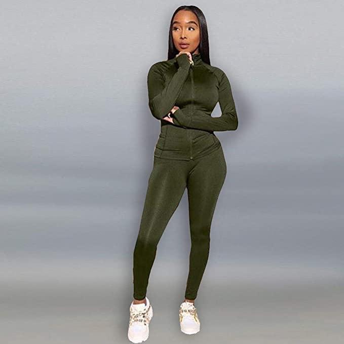 WEIXIAOBAO Womens 2020 New Sweatsuits
